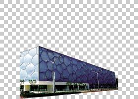 冰块,商业建筑,结构,采光,标高,立面,架构,公司总部,总部,角度,建
