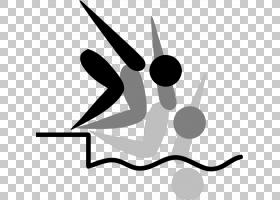 圆形剪影,黑白,线路,手,黑色,圆,机翼,符号,点,剪影,体育,功能,游