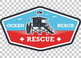 海滩背景,横幅,线路,标牌,标志,标签,面积,组织,海滩,营救,救援性