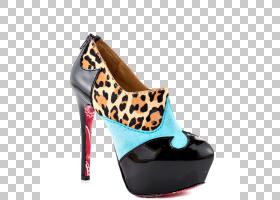 鞋子卡通,户外鞋,基本泵,高跟鞋,女人,高跟鞋,时尚,麂皮,启动,鞋