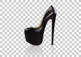 鞋子卡通,户外鞋,基本泵,黑色,高跟鞋,鞋类,女人,彪马,男女皆宜,