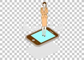 万维网,手指,手,万维网,女人,动画,烹饪,电话,移动电话,卡通,