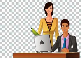 商务女性,商业顾问,专业,作业,对话,招聘人员,沟通,公共关系,管理图片