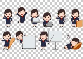 商务女性,技术,团队,线路,专业,孩子,微笑,对话,教育,面部表情,沟图片