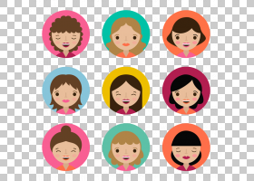 女发,幸福,笑声,蹒跚学步的孩子,微笑,面部表情,染发,前额,脸,孩