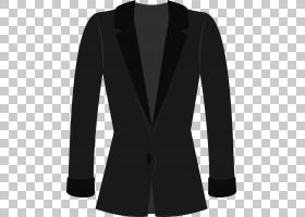 牛仔裤背景,外衣,套装,黑色,绅士,正式着装,肩部,燕尾服,裙子,手