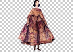 女卡通,时尚模特,桃子,服装设计,时装设计,女性,材质,废料,旗袍,图片