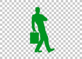 绿草背景,线路,绿色,关节,草,站立,徽标,阴影,动画,女人,绘图,卡