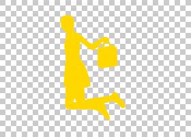 个人徽标,线路,徽标,关节,手,黄色,文本,面积,人,女人,动画,卡通,