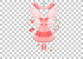 女人的心,红色,机翼,服装设计,关节,套筒,桃子,心,粉红色,女人,卡