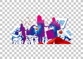 女卡通,红色,洋红色,文本,紫色,娱乐,绘图,免费,女人,购物,