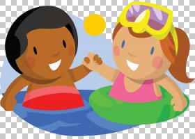 女孩卡通,体质,手势,休闲,娱乐,圆,动画,共享,播放,有趣,女人,卡