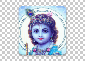 Janmashtami神,发饰,国际奎师那意识学会,童年,神,上帝,印度教,孩
