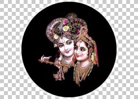 Janmashtami神,首饰,面具,蒙版,上帝,印度教,国际奎师那意识学会,