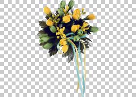 花卉背景,花瓣,红掌,花瓶,非洲菊,金丝桃,人造花,插花,花卉,黄色,