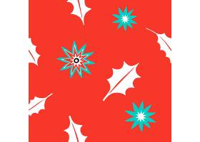 手绘个性涂鸦圣诞节搞怪元素装饰标签设计