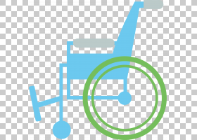 圆形图案,技术,字体,线路,圆,模式,坐着,椅子,符号,卡通,轮椅,