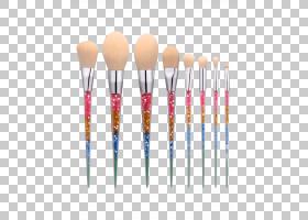 绘制画笔动画,头发,美,闪光,卡贝罗,基础,胭脂,面粉,眼影,化妆,画