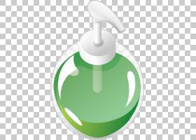 绿色背景,饮具,绿色,洗手,液体,洗手液,肥皂,瓶子,