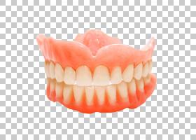 牙齿卡通,橙色,微笑,嘴唇,健康美容,下颚,桃子,假肢,咀嚼,美容牙