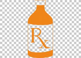 药剂师卡通,饮具,线路,橙色,文本,玻璃瓶,HAP,反射锤,药房,药剂师