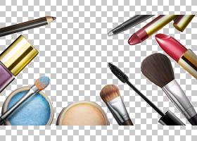 铅笔剪贴画,刷子,健康美容,美,铅笔,化妆刷,面粉,碳粉,化妆师,指