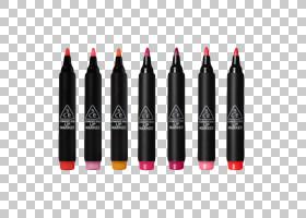 铅笔卡通,健康美容,笔,色调和色调,Franske Negle,化妆品,粉红色,