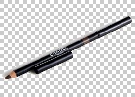 铅笔卡通,办公用品,圆珠笔,美,铅笔,脸,笔,圆珠笔,华美,眼影,粉末