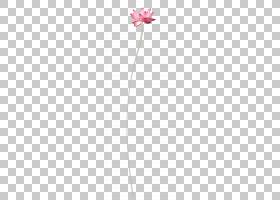 粉红色花卡通,线路,白色,植物茎,分支,叶,花,粉红色,花瓣,