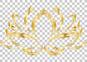 莲花,首饰,黄金,身体首饰,颜色,埃及莲花,花,莲子,