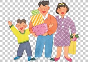 家庭微笑,笑声,男性,专业,母亲,对话,友谊,食物,蹒跚学步的孩子,图片