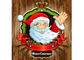 圣诞老人贴纸