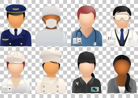 医学卡通,白领工人,团队,安全,专业,组织,作业,统一,绅士,官方,招图片