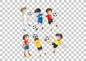 美国足球背景,男性,体育器材,团队,游戏,娱乐,男孩,卡通,线路,关图片