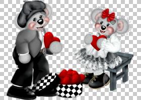 圣诞礼物卡通,圣诞节,雕像,瓦伦丁兄弟,母亲节,父代,我给你熊,幸图片