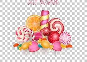 棒棒糖卡通,硬糖,水果,食物,糖果,糖,橙色,果冻豆,甜度,糖果,口香