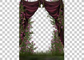 粉红色花卡通,花卉,拱门,草,洋红色,插花,春天,植物群,玫瑰家族,