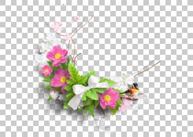 粉红色花卡通,花卉,野花,插花,植物群,插花,花瓣,植物,人造花,玫