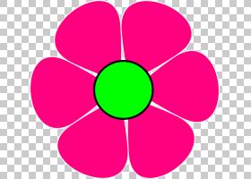 粉红色花卉背景,洋红色,绿色,圆,线路,符号,花瓣,对称性,叶,粉红