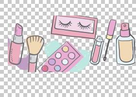 眼睛卡通,嘴唇,皮肤,手指,手,健康美容,美,粉红色,眼线,钉子,睫毛