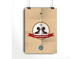 创意个性图标封面设计主题时尚矢量素材装饰素材