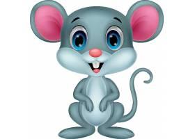 卡通可爱老鼠