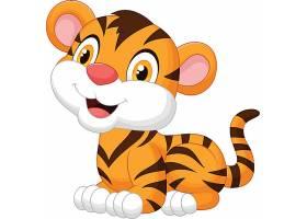 老虎儿童卡通形象