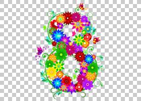 花卉图案背景,字体,圆,插花,设计,花卉,花瓣,线路,模式,点,植物群