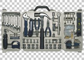 金属背景,电子元件,硬件,金属,设置工具,机器,钻头,灰色工具,钻头