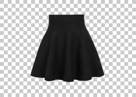 鸡尾酒卡通,鸡尾酒礼服,服装,日装,着装,裙子,黑色,腰部,小黑裙,