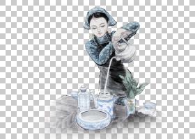 画笔,中国茶道,墨刷,水墨画,绘画,广告,海报,日本茶道,中国风,茶,