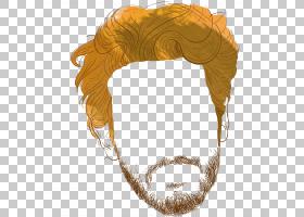 相框,相框,小胡子,阳刚之气,时尚,脸,发型,头发,胡须,男人,