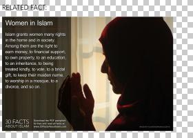 穆斯林卡通,广告,海报,伊斯兰教的五大支柱,五,女性教育,男人,报图片