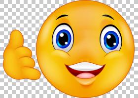 笑脸背景,微笑,橙色,面部表情,鼻子,脸,黄色,关门,幸福,表情符号,